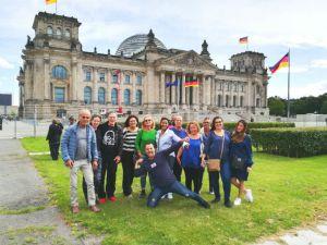 אמיר בברלין סיורים בעברית