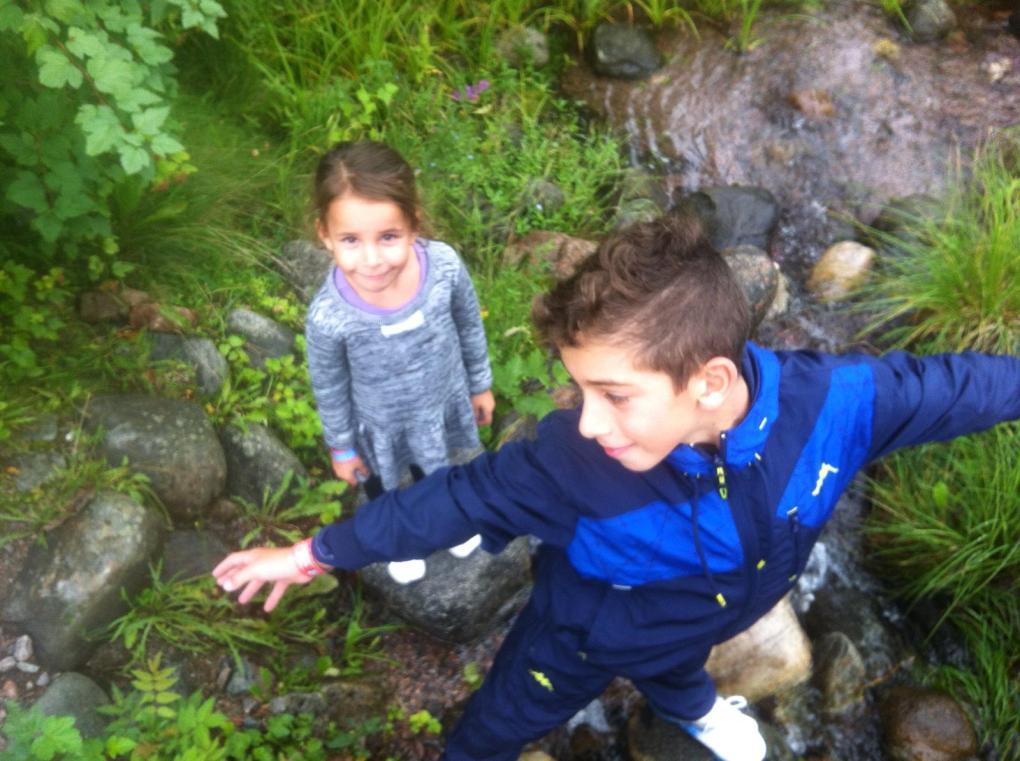 פינלנד עם ילדים