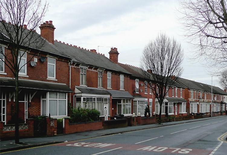 מגורים בבריטניה