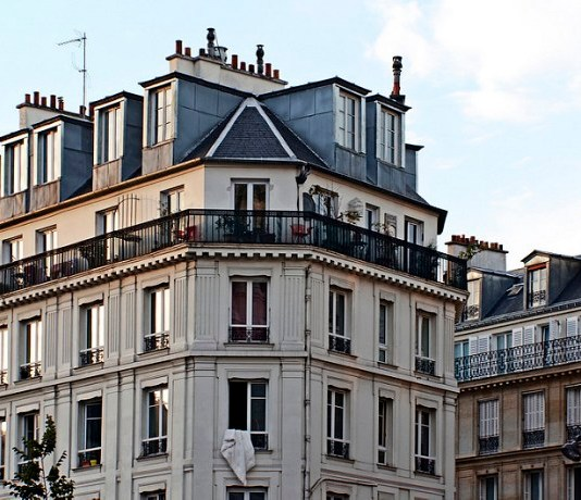 מחירי הנכסים בפריז