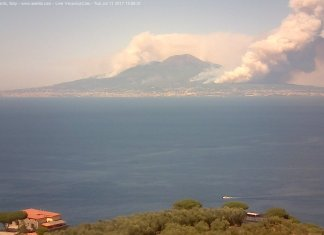 שריפות באיטליה