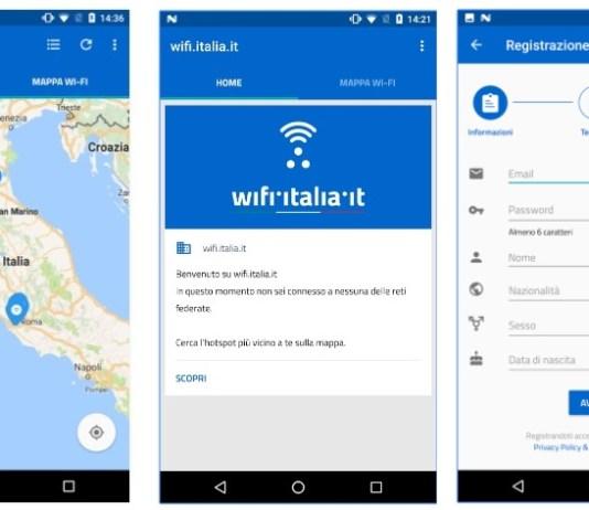 אפליקציה של איטליה