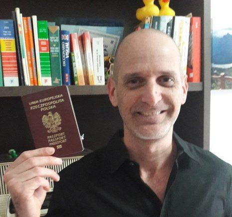אמא פולנייה דרכון פולני