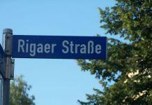 ריגאר שטראסה, ברלין