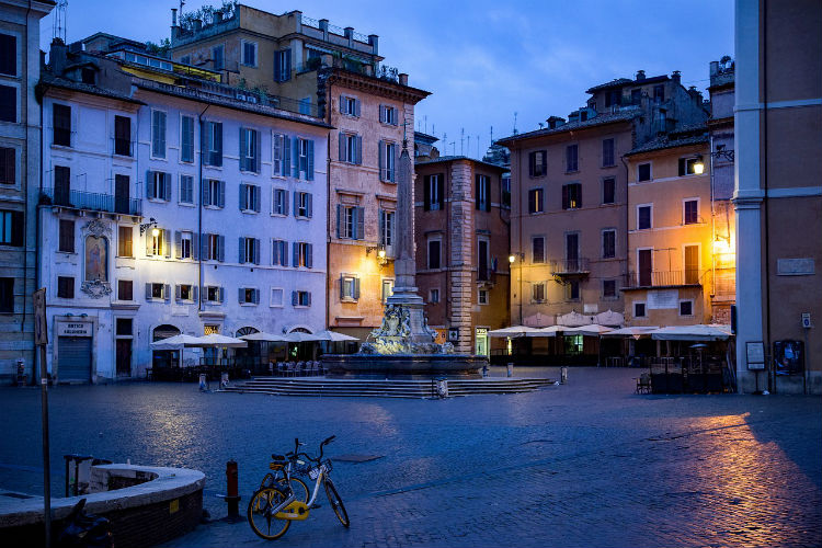 החיים ברומא