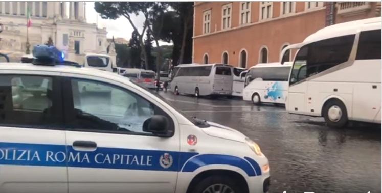 אוטובוסים ברומא