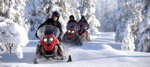 אופנועי שלג ברומניה