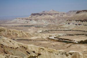 Trip to the negev desert