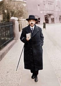 אלברט איינשטיין בברלין