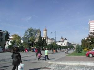 יאשי, צפון רומניה