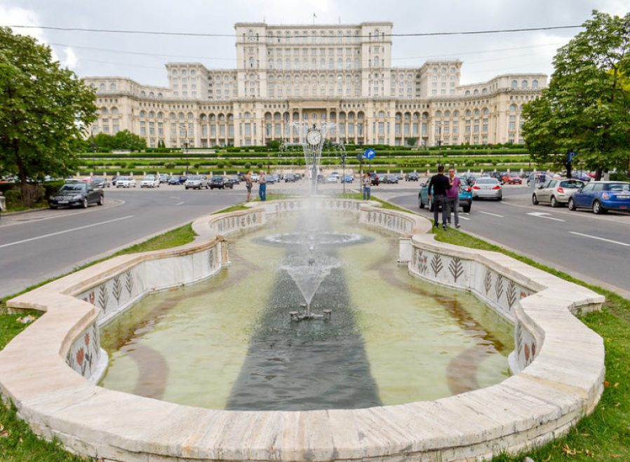 טיול לרומניה