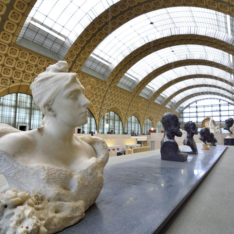 כרטיסים למוזיאון ד'אורסה בפריז