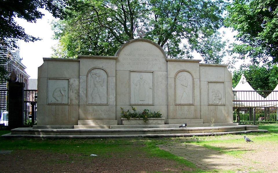 אנדרטה באמסטרדם