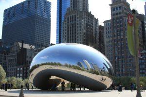שער העננים, השעועית של שיקגו
