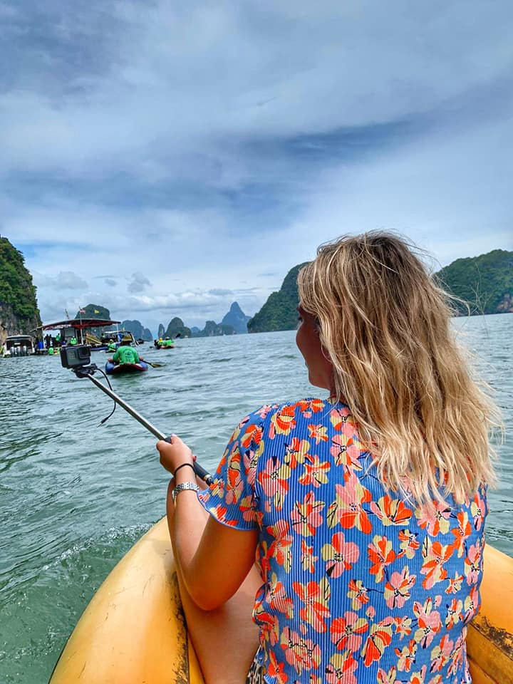 3 שבועות בתאילנד