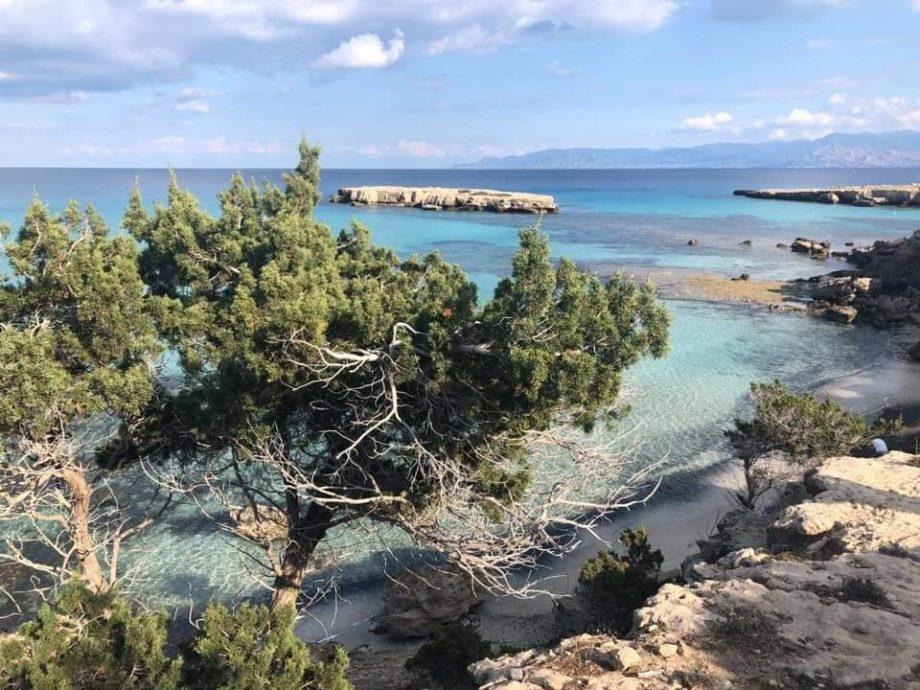 חצי האי אקאמס קפריסין