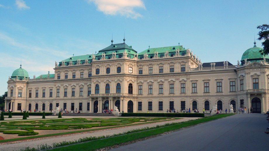 ארמון בלוודרה וינה