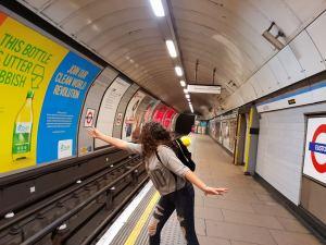 לונדון עם מתבגרים