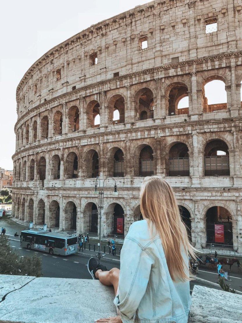 שירי ברוך ברומא