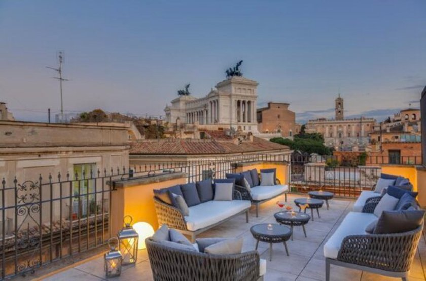 מלון אוטיבם רומא
