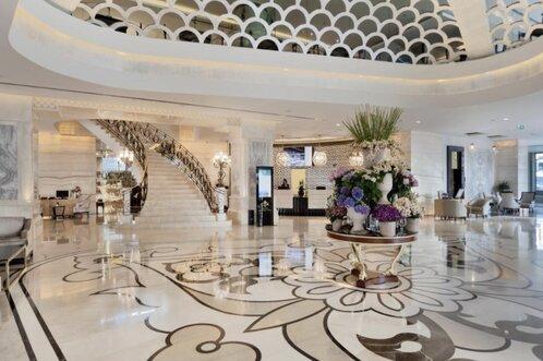 מלון CVK פארק בוספורוס. נוף מדהים, שירות מצוין