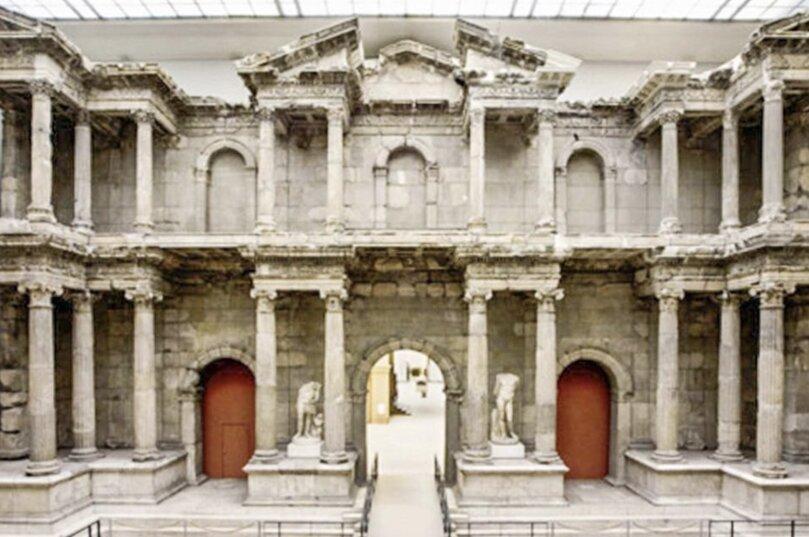 מוזיאון הפרגמון בברלין