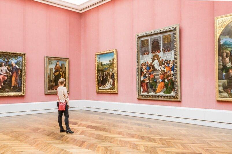 Gemäldegalerie בברלין