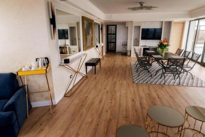 Brater luxury בוקרשט, מלון עם נוף מיוחד