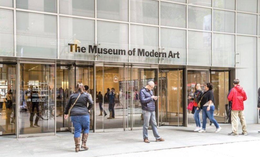 מוזיאון מומה בניו יורק