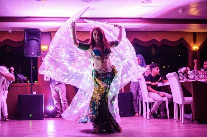 רקדנית בטן באיסטנבול