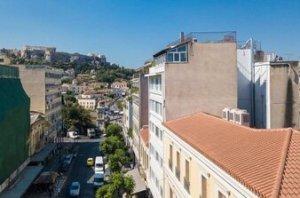 מלון סנט ביור באתונה