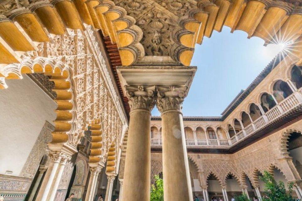 ארמון אלקזר בסביליה
