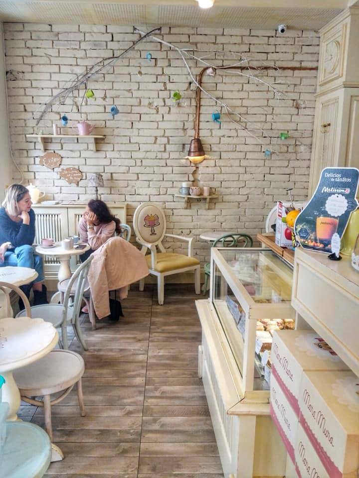 קפה מארה מורה בבוקרשט