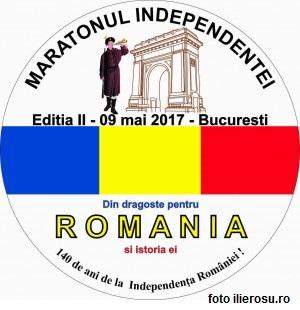Maratonul Independentei Romaniei 2017