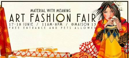 art fashion fair iunie 2017
