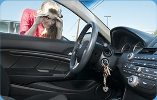 KEYS LOCKED IN CAR (1), GOD'S GOT THIS!