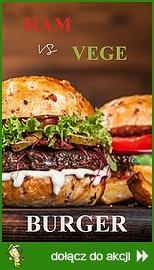 Ham vs Vege Burger
