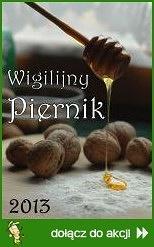 Wigilijny Piernik 2013