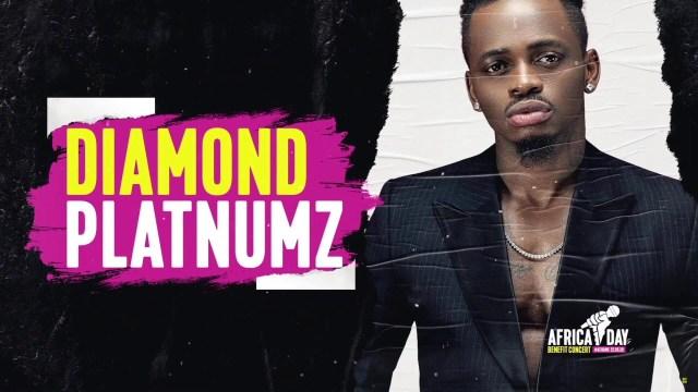 "Diamond Platnumz – ""Africa Day Benefit Concert"