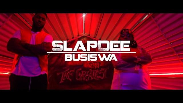 Slapdee ft. Busiswa - Savuka (Official Music Video)