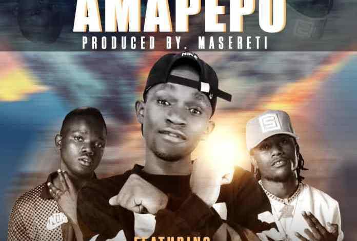 """DOWNLOAD Masereti X 4 Na 5 – """"Amapepo"""" Mp3"""