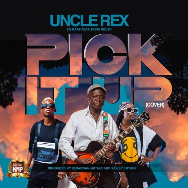 """Uncle Rex x Yo Maps ft. Trina South """"Pick It Up"""" (Cover)"""