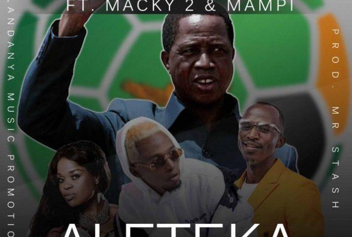 DOWNLOAD Yo Maps ft. Macky 2 & Mampi – Aleteka Nakambi Mp3