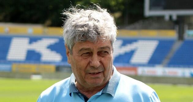 Луческу залишився тренером