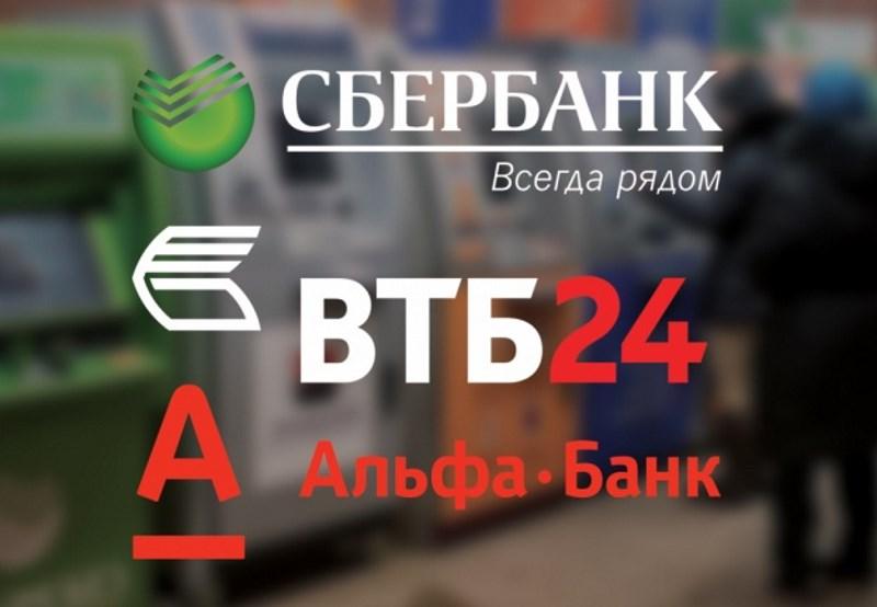 Top russische Banken.