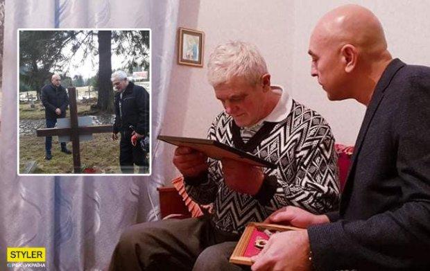 """Неймовірна історія: загиблий століття тому в Карпатах солдат """"повернувся"""" додому (фото)"""