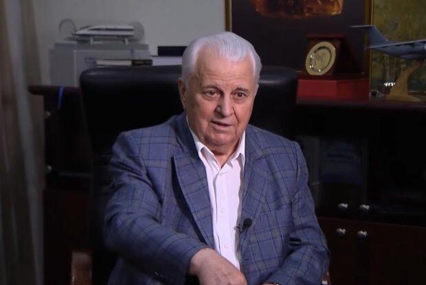 Леонид Кравчук фото: кадр из видео