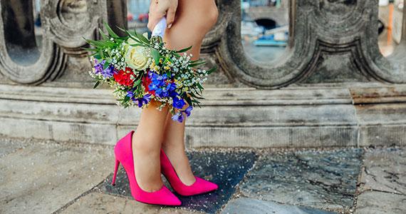 Buty na śluby i wesela