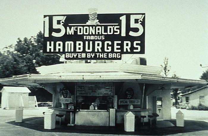 Кто основал Макдоналдс