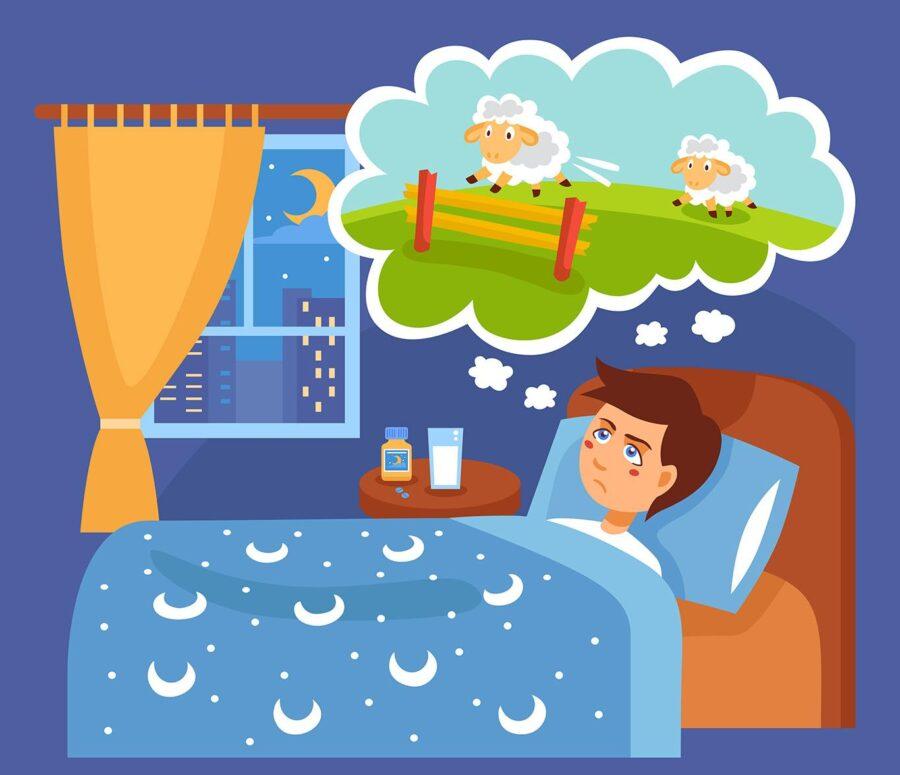 Как избавиться от бессонницы ночью без лекарств